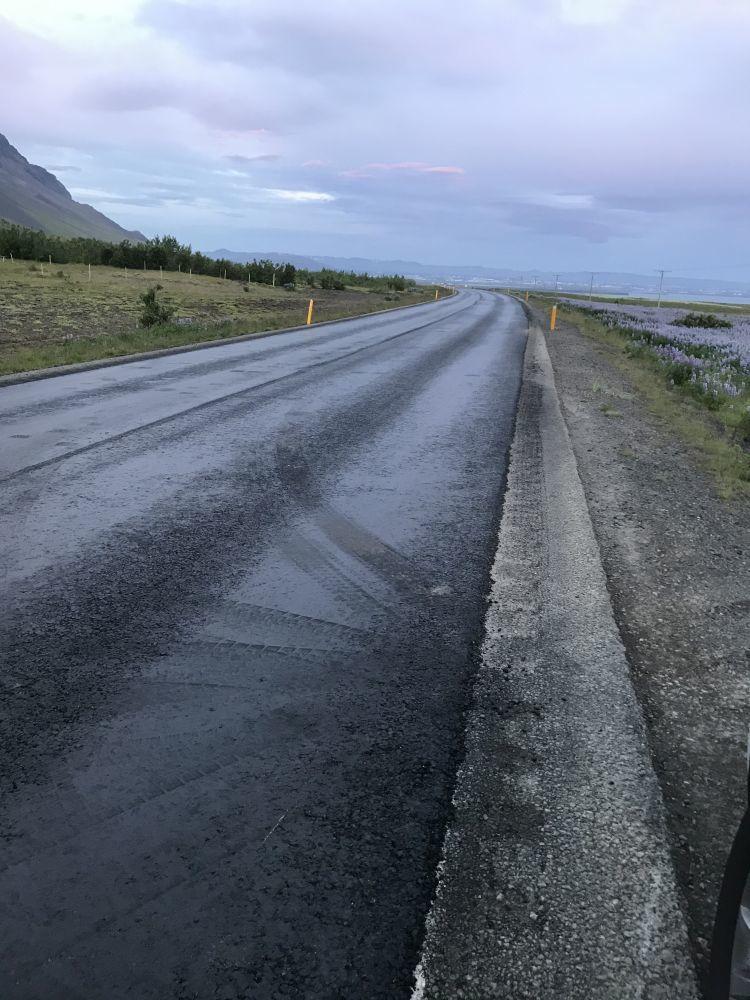 Nýtt malbik verður lagt yfir á Kjalarnesi